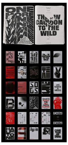Thirty Typographic Poster Designs by Fatih Hardal #t-shirt #design #typography #typographic #poster #t-shirtdesigntypographytypographicposter Fatih Hardal's highly creative exploration of experimental typography in the form of thirty poster designs. At the beginning of last year, I introduced City Poster, Poster Art, Poster Layout, Game Design, Book Design, Layout Design, Best Book Cover Design, Graphic Design Posters, Graphic Design Typography