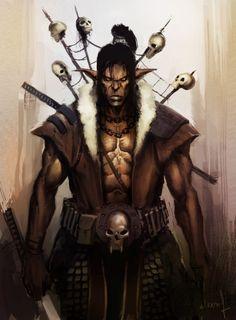 sword master by oldboy93.deviantart.com on @deviantART