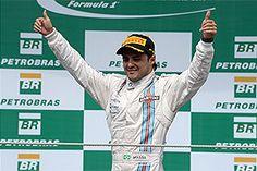 Felipe Massa sobe ao pódium em interlagos e projeta um ano melhor para 2015! - http://projac.com.br/esportes/felipe-massa-sobe-ao-podium-em-interlagos-e-projeta-um-ano-melhor-para-2015.html