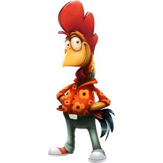 Chicken Character #chicken #character