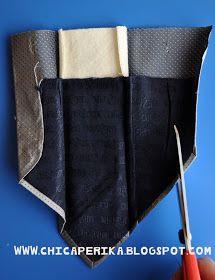 Chica Perika: Tutorial de Cómo hacer una corbata para niño a partir de la de un adulto   Recetas   Costura   Manualidades   Tutoriales Gender Reveal, Messenger Bag, Satchel, Blog, Wallet, Ideas Para, Fashion, Carnival, Moda Masculina