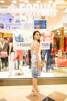 Forum Fashion Tour! Com Lívia Giovanardi e sua escolha de look Forum da Primavera/ Verão 2016. Foto by Bárbara Dutra