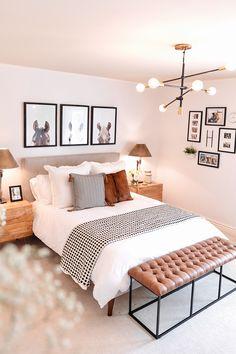 Small Room Bedroom, Room Ideas Bedroom, Dream Bedroom, Home Bedroom, Small Rooms, Couple Bedroom, Apartment Bedrooms, Modern Bedroom Decor, Horse Bedroom Decor