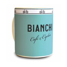Bianchi Cafe & Cycles Coffee Mug