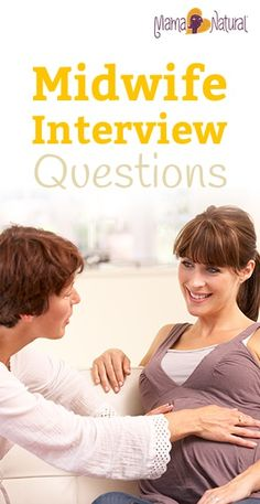 Want to find the right midwife for your natural childbirth? Use this list of midwife interview questions! Ask the right questions, get the right support. http://www.mamanatural.com/midwife-interview-questions/