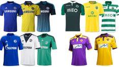 Camisas Champions League - grupo e
