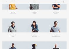 The talented, Portland-based design agency Instrument launched a new web site for itself this week. It's nice enough, but what I was particularly taken by was the team page, which captures each of …