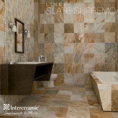 Slate Supremo by #Interceramic