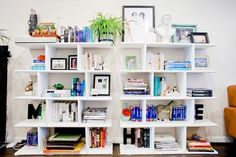 DIY bookshelfs