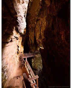 Oasi grotte del Bussento - Parco Nazionale del Cilento - Italia
