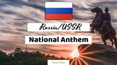 Russian Anthem / Anthem of the Soviet Union National Anthem, Soviet Union, Videos, Youtube, Movie Posters, Film Poster, National Anthem Song, Youtubers, Video Clip