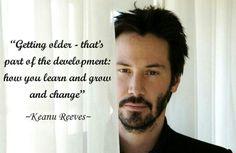 El hecho de envejecer eso es parte del desarrollo: Cómo aprender y crecer y cambiar