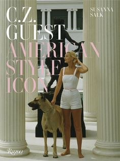 Guest: American Style Icon Written by Susanna Salk, Contribution by Peter Duchin, Liz Smith and Joan Rivers, Introduction by William Norwich Slim Aarons, Book Photography, Fashion Photography, Liz Smith, Spring Books, Susa, Joan Rivers, Books To Buy, Fashion Today
