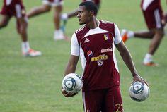 """Salomón Rondón a PANORAMA: """"Tenemos que afrontar esta Copa América como la pasada"""""""