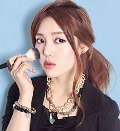 时尚流行韩式妆容☞学会一款也值得! - GOODY