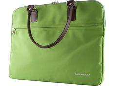"""MODECOM Charlton 15,6"""" notebook táska zöld"""