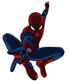 #Spiderman #Fan #Art. (Spiderman Render 1) By: Loona-Cry. ÅWESOMENESS!!!™ ÅÅÅ+