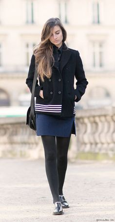 Sonia Sieff, style story, street style, Paris Fashion Week / Garance Doré