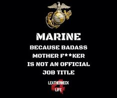 Marines Love you all
