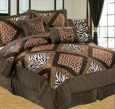 Charming Safari Bedding Sets Queen Photo Ideas