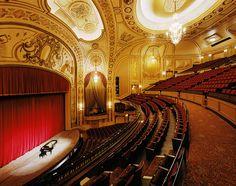 Orpheum Theater, Omaha, Nebraska