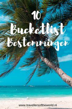 Mijn 10 bucketlist bestemmingen: deze reizen wil ik nog maken!  bucketlist reizen Solo Travel, Travel Tips, All Over The World, Around The Worlds, Machu Picchu, Banff, Oahu, Backpacking, Travel Inspiration