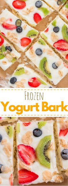 This breakfast frozen yogurt bark is quick, effortless summer breakfast/brunch dish. If you want a quick snack that is healthy, indulgence and less fat than this yogurt bark which is studded with fresh fruits and healthy granola will easily fit that bill.
