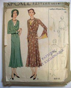 30s Dress Pattern - Поиск в Google