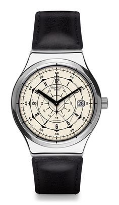 TimeZone : Industry News » N E W M o d e l s - Swatch Sistem51 Irony Automatics