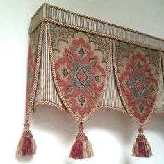 Window Pelmets, Victorian Curtains, Victorian Chair, Drapes Curtains, Valances, Curtain Pelmet, Curtain Designs, Curtain Styles, Curtain Ideas