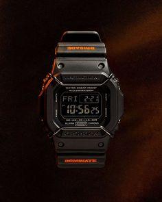 G Shock Watches, Casio G Shock, G Shock Limited, Watch Fan, Casio Watch, Collaboration, Artworks, Blog, Photos