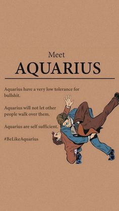 Aquarius Quotes, Aquarius Horoscope, Age Of Aquarius, Zodiac Signs Aquarius, Zodiac Star Signs, Zodiac Mind, Zodiac Sign Traits, Zodiac Signs Astrology, My Zodiac Sign