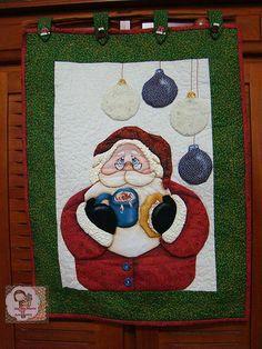 """Panô de Natal """"Noel"""""""