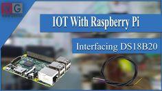 IOT With Raspberry PI | Sensor Interfacing | #1