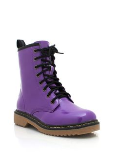 patent leather boots $29.70