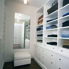 Walk in wardrobe ~ love this soooo much ~