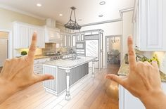 How Do You Conduct Your Kitchen Designing? #CustomKitchens #LuxuryKitchens