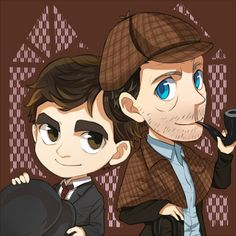 House and Wilson by ~vpulpify on deviantART