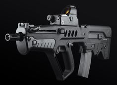 Tavor TAR-21 assault rifle (Israel) - the world's first fully ambidextrous bullpup rifle Law Enforcement Today www.lawenforcementtoday.com
