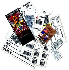 Price Tickets made by Progressive Label, Inc.
