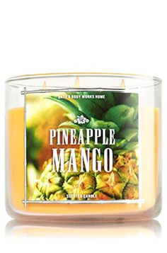 1 X Bath & Body Works 3 Wick Candle 14.5 Oz Pineapple Mango Bath & Body Works http://www.amazon.com/dp/B00TNSRU3K/ref=cm_sw_r_pi_dp_2wy3wb1R0C50R