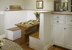 Large or small, corner or diy, breakfast nooks are a perfect way to make the most of extra space in or near your kitchen.