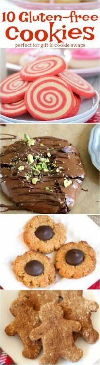 10 Gluten Free Cookies Ideal for Gifts and Cookie SwapsFollow  Mein Blog: Alles rund um die Themen Genuss & Geschmack  Kochen Backen Braten Vorspeisen Hauptgerichte und Desserts