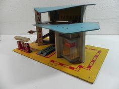Garage Ancien Station Service Telecamit Marchal 1 43 Depreux Fauvel | eBay