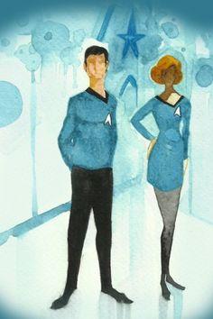 Original Series Science officers