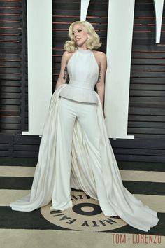 Lady-Gaga-Vanity-Fair-Oscar-Party-2016-Red-Carpet-Fashion-Brandon-Maxwell-Tom-Lorenzo-Site (2)