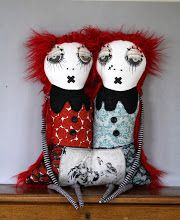 Conjoined, a delightful pair. By Jen Musatto