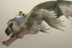 JackSepticEye - The Last Guardian Part 7 Speed Art:www.youtube.com/watch?v=54tysY…