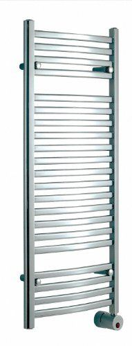 Mr. Steam W248 PC Series 200 48-Inch High by 20-Inch Wide 120-Volt Electric Towel Warmer, Polished Chrome by Mr. Steam. $676.70. From the Manufacturer                Mr. Steam's 200 series towel warmers offer the quality performance and design one has come to expect of Mr. Steam at a price that fits even the tightest budget.   With their sleek curved lines and simple elegance the 200 series towel warmers are the ideal complement to any bathroom.                              ...
