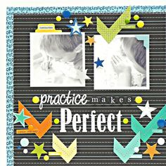 It's Flashback Friday on the @bellablvdllc blog today, a new feature where we dig deep into our Bella stashes and use up the things we've been hanging on to. Come see what the other ladies and I dug up for our assignments. #bellablvd #bellablvddt #scrapbooking